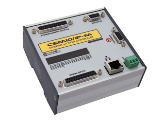 CSMIO/IP-M | 4-axis Motion Controller (STEP/DIR), Ethernet