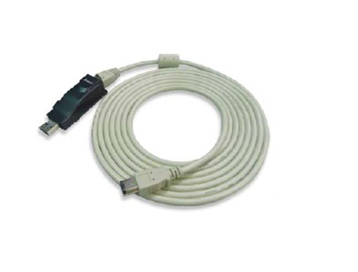 Programming cable for simDrive™ servo drives USB to PC connection cable