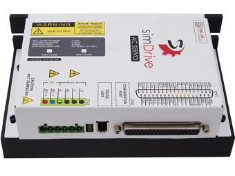 simDrive™ AC Servo Drive 750W   325V M4H075K