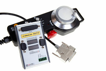 CSMIO-MPG Kit module & handwheel for all CSMIO/IP controllers