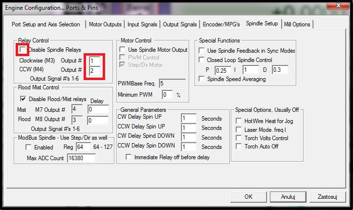 CSMIO/IP & VFD and Mach3 configuration - CS-Lab