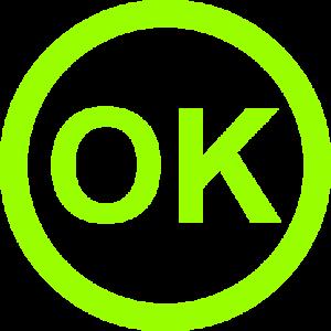 podłączenie OK