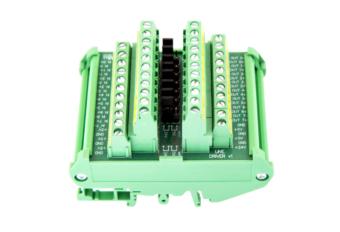 Line Driver – converter of digital signals TTL/OC into differ. signals TTL