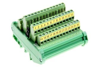 Line Receiver – converter of differential signals TTL into digital signals TTL/OC