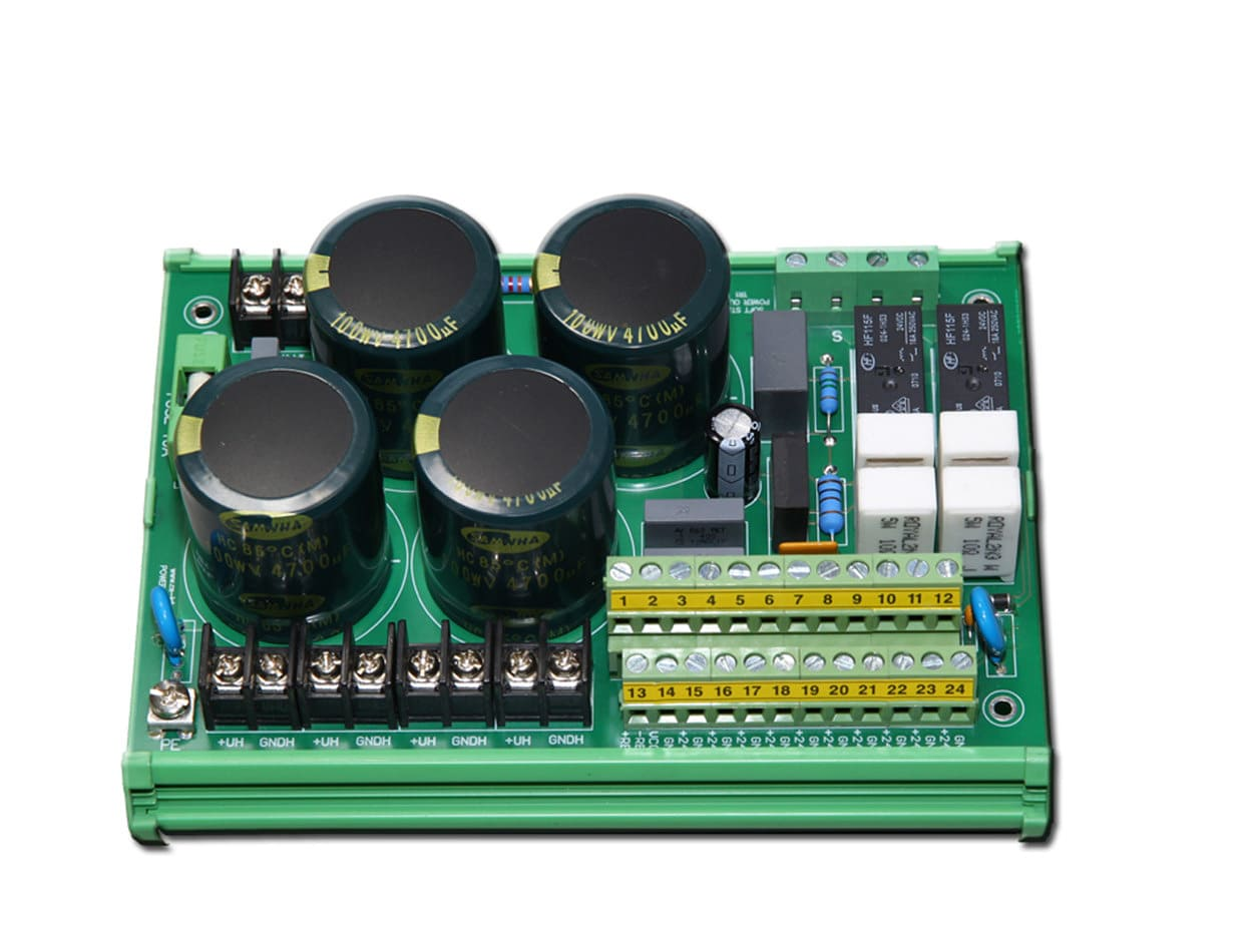 Low Voltage Power Module v2 power supply for stepper/servo motor drives DC/AC/BLDC