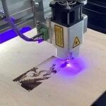 laser engraving e