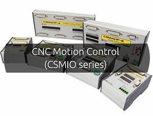 CNC Motion Control (CSMIO series)