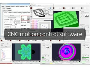 CNC motion control software